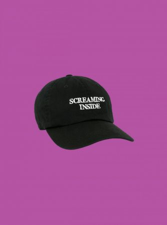 Accessories | Unif Womens Screaming Inside Hat Black