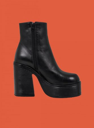 Shoes   Unif Womens Ace Boot Black
