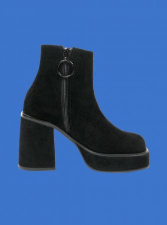 Shoes | Unif Womens Milla Boot Black
