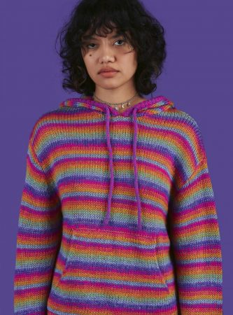 Sweaters | Unif Womens Smoothie Sweater Multi