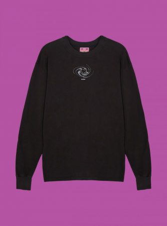 Tops   Unif Womens Spin Long Sleeve Black